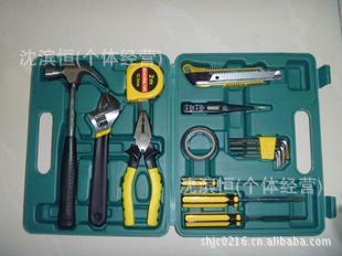礼品工具16件套家用组套 五金工具套装ballbet贝博官网下载 五金组合工具箱